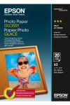 EPSON Photo Paper Glossy A3